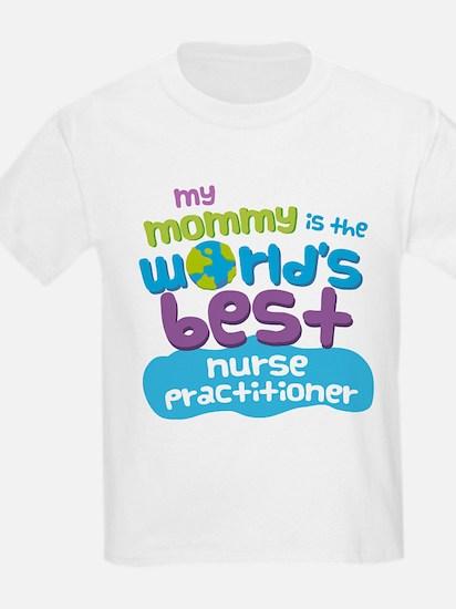 Nurse Practitioner Gift for Kids T-Shirt