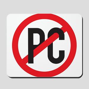 Anti PC Mousepad