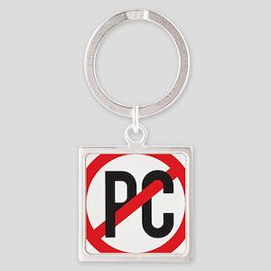 Anti PC Keychains
