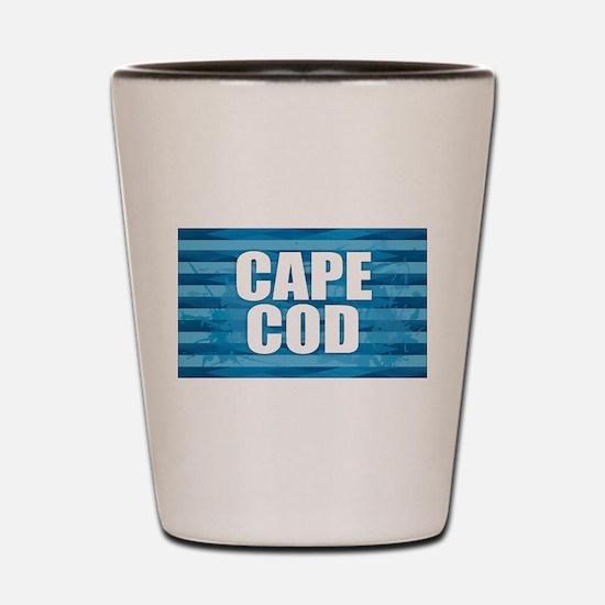 Cape Cod Shot Glass