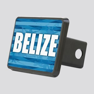 Belize Rectangular Hitch Cover