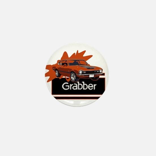Grabber Maverick Mini Button