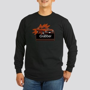 Grabber Maverick Long Sleeve Dark T-Shirt