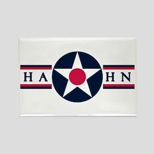 Hahn Air Base Rectangle Magnet