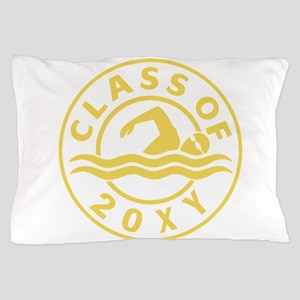 Class of 20?? Swimming Pillow Case
