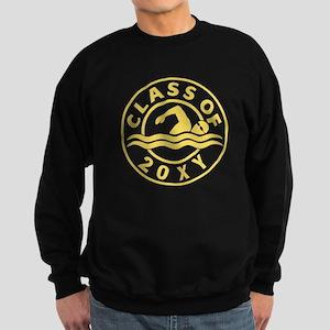 Class of 20?? Swimming Sweatshirt