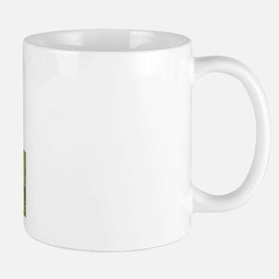 A Red Tractor On The Go Mug