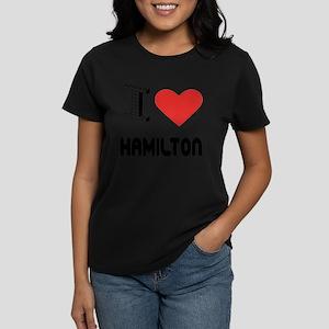 I Love Hamilton City T-Shirt