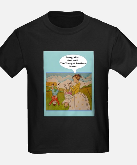 Y & R - Anti-helicopter Parenting T-Shirt