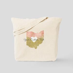 Personalized Ohio State Tote Bag