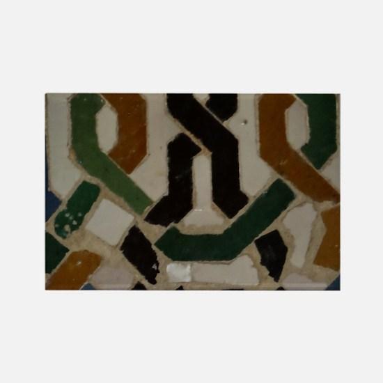 Funny Alhambra Rectangle Magnet