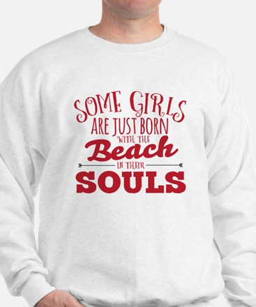 Cute Beach Sweatshirt