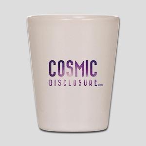 CosmicDisclosure.com Shot Glass