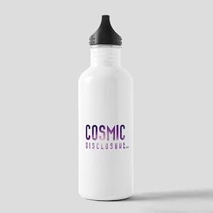 CosmicDisclosure.com Water Bottle