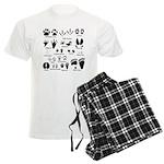 Animal Tracks Collection 2 Pajamas