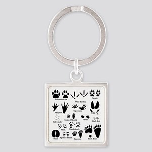 Animal Tracks Collection 2 Keychains