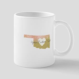Personalized Oklahoma State Mugs