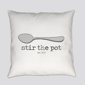 Stir the Pot (Spoon Version) Everyday Pillow