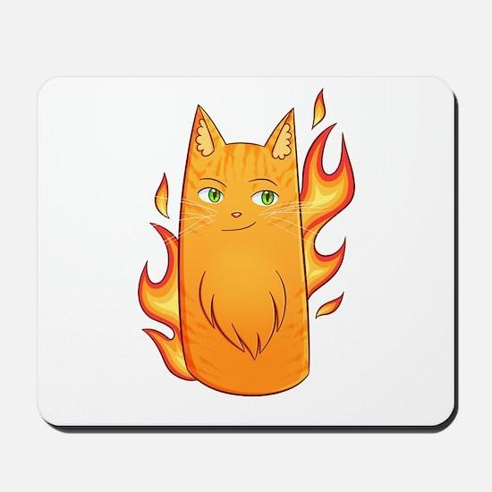 Firestar Mousepad