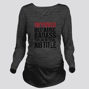 Badass Skydiver T-Shirt