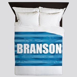 Branson Queen Duvet