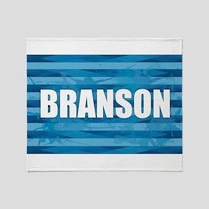 Branson Throw Blanket