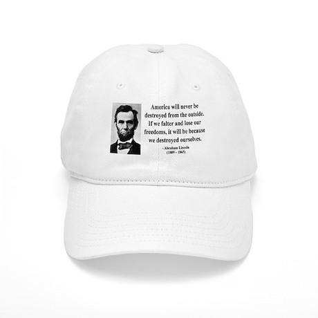 Abraham Lincoln 2 Cap