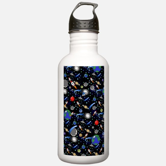 Kids Galaxy Universe I Water Bottle
