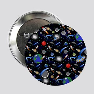 "Kids Galaxy Universe Illust 2.25"" Button (10 pack)"
