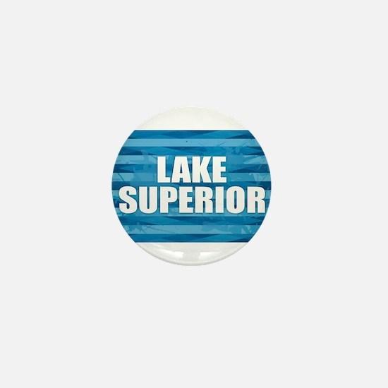 Lake Superior Mini Button