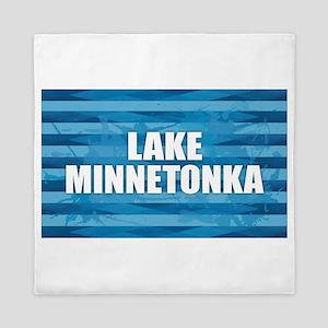 Lake Minnetonka Queen Duvet