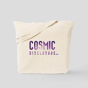 CosmicDisclosure.com Tote Bag