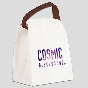 CosmicDisclosure.com Canvas Lunch Bag