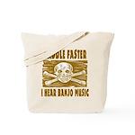 Paddle Faster 5 Tote Bag