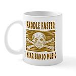 Paddle Faster 5 Mug