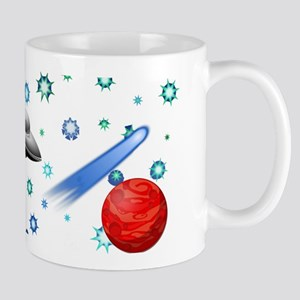 Kids Galaxy Universe Illustrations Mugs