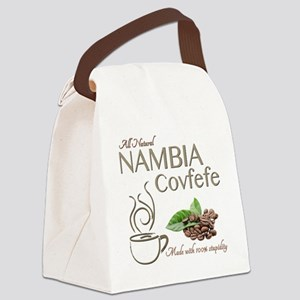 Nambia Covfefe Canvas Lunch Bag