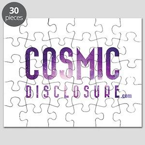 CosmicDisclosure.com Puzzle