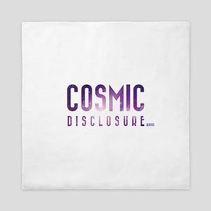CosmicDisclosure.com Queen Duvet