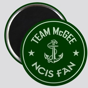 TEAM McGEE Magnets