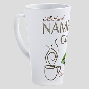 Nambia Covfefe 17 oz Latte Mug