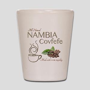 Nambia Covfefe Shot Glass