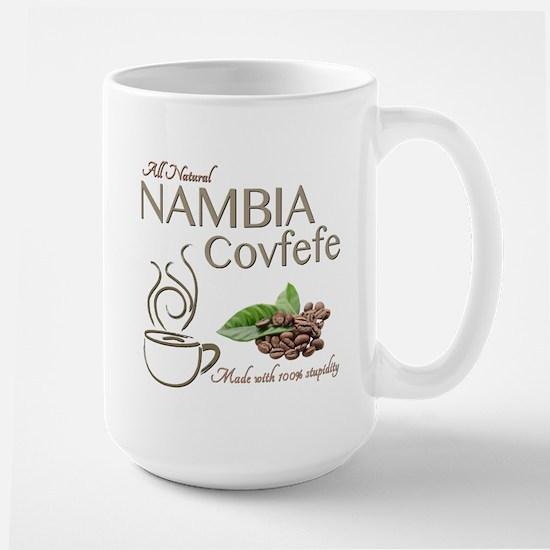 Nambia Covfefe Mugs