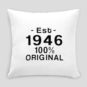 Est.Since 1946 Everyday Pillow