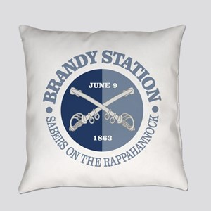 Brandy Station (BG) Everyday Pillow