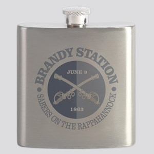 Brandy Station (BG) Flask