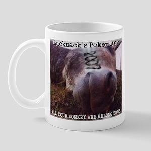 Lucksack's Poker Tour 2007 Mug