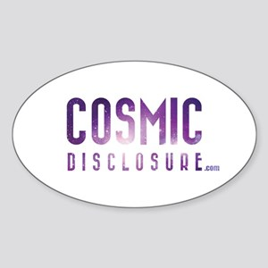 CosmicDisclosure.com Sticker