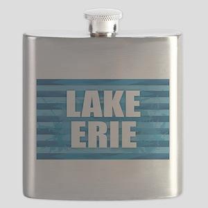 Lake Erie Flask