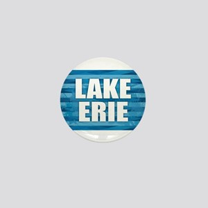 Lake Erie Mini Button